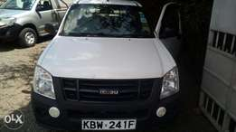 2012 Local D-max Manual clean single cab pick up