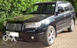 Subaru Forester 2005. Non Turbo