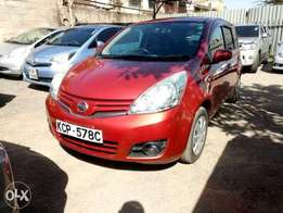 Quick sale Nissan note best deal in town kcp