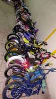 Kids bike size 14;
