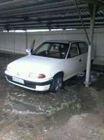 Opel Kadet for sale... still good and driving well. Papers in order.