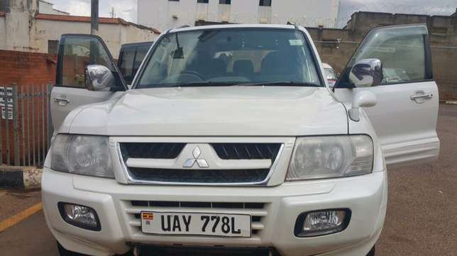 Pajero 2002 model sale Kampala - image 2