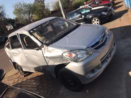 2007 Toyota Avanza 1.5 Now Stripping for Spares