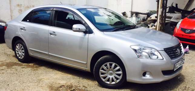 TOYOTA PREMIO kcj loaded edition 1500cc 2009 AT 1,430,000/= only Highridge - image 2
