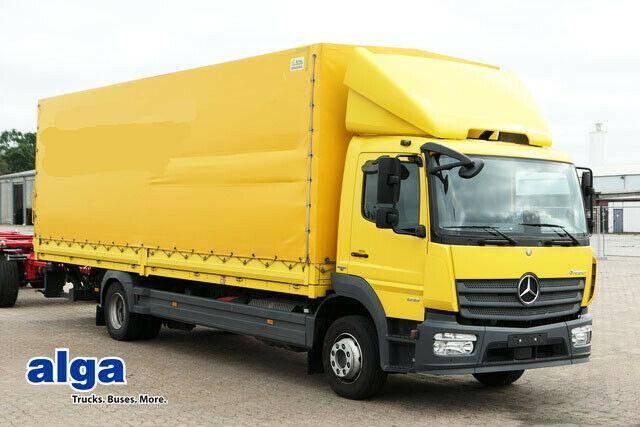 Mercedes-Benz 1218 l Atego, 8,1 m. lang, Euro 6, LBW, AHK! - 2016