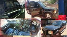 Land Rover Discovery 3 V8 SE AT