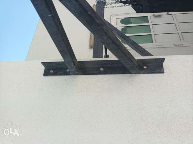 Boxing Bag Rail Steel Very Strong