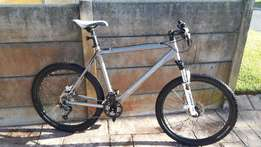 Mongoose Competition MTB