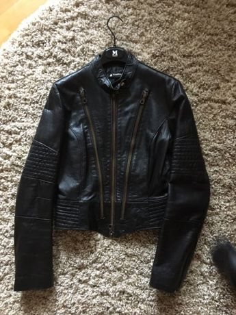 Итальянская кожаная куртка   шкіряна куртка  900 грн. - Жіночий одяг ... 05cb2d6de33a0