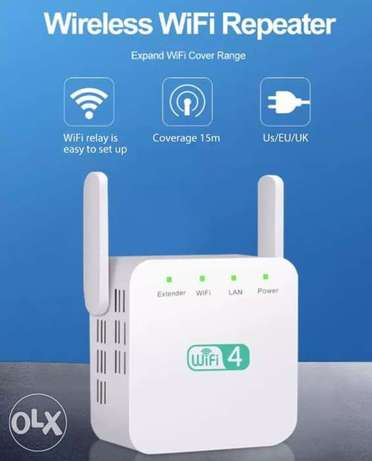 Router and Repeater 300 mbps