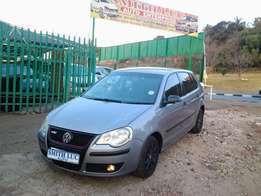 2009 vw polo 1.4 for sale