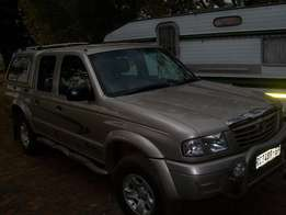 Double cab to swap for Mercedes