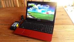 I3 Laptop Packard Bell Nice Condition –R2500 read more and see pics
