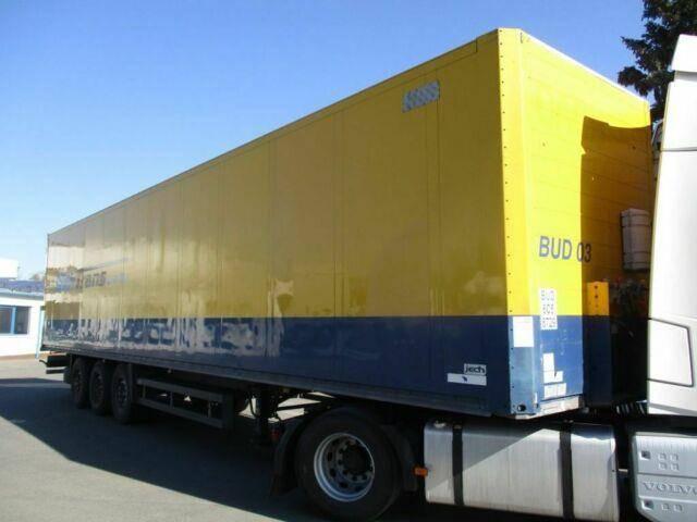 Schmitz Cargobull SK0 24 DOPPELSTOCK - 2008