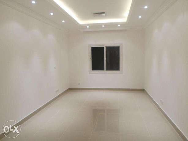 Brand new 3 bedroom apt in abu fatira.