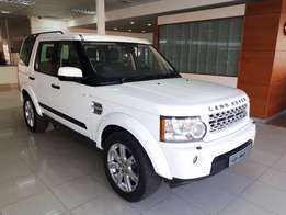 2011 Land Rover Discovery 4 3.0 SDV6 S