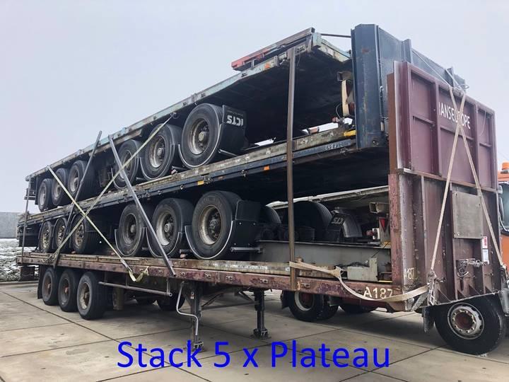 MOL stack: 5 x plateau - 1989