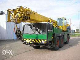 Liebherr LTM1040-1 - To be Imported
