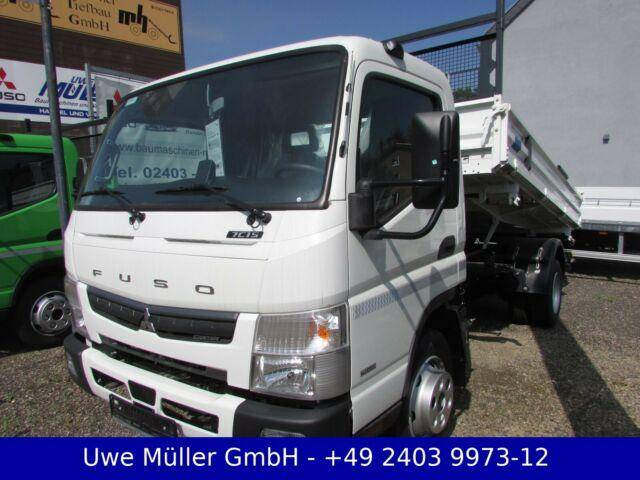 Fuso Canter 7 C 15 MEILLER Kipper 4000 x 2000 mm - 2019