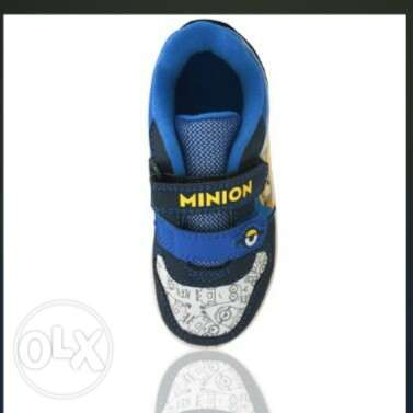 Despicable Me Minion Trainers Ikotun - image 2