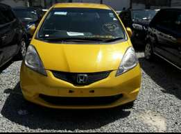 Honda fit 2010 model Yellow New!!