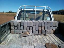 We supply building materials around Soweto free delivery,cash on deliv