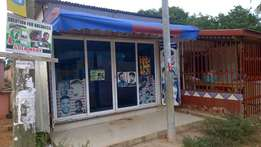 Barbering shop/Container shop for Rent around UPSA-300 a month for 2yr