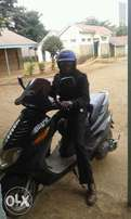 Selling scooter motobk