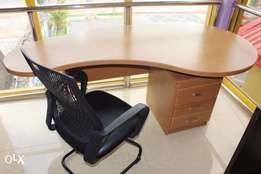 GIC Office Desk and Chair