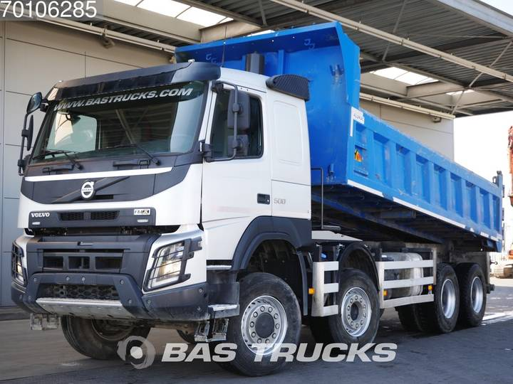 Volvo FM 500 8X6 Euro 6 VEB+ Big-Axle Steelsuspension - 2018