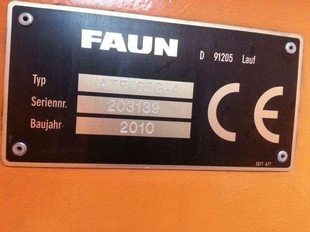Tadano Faun ATF 65G-4 - 2010 - image 30