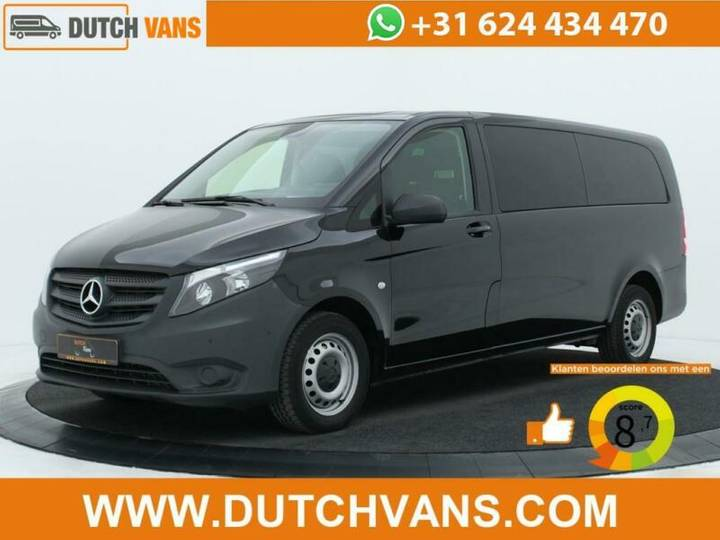 Mercedes-Benz Vito Vito 116 CDI XL Kombi Automatik 9 Sitze exc - 2017