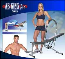 American fitness ab king