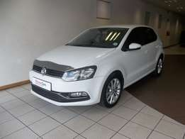 2015 VW Polo 1.2 TSi Highline