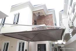 Neatly Built 4 Bedroom Semi Detached House at Lekki County.