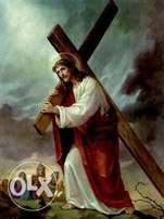 Crucifixion of Christ paintings