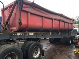 Henred Link Side Tipper