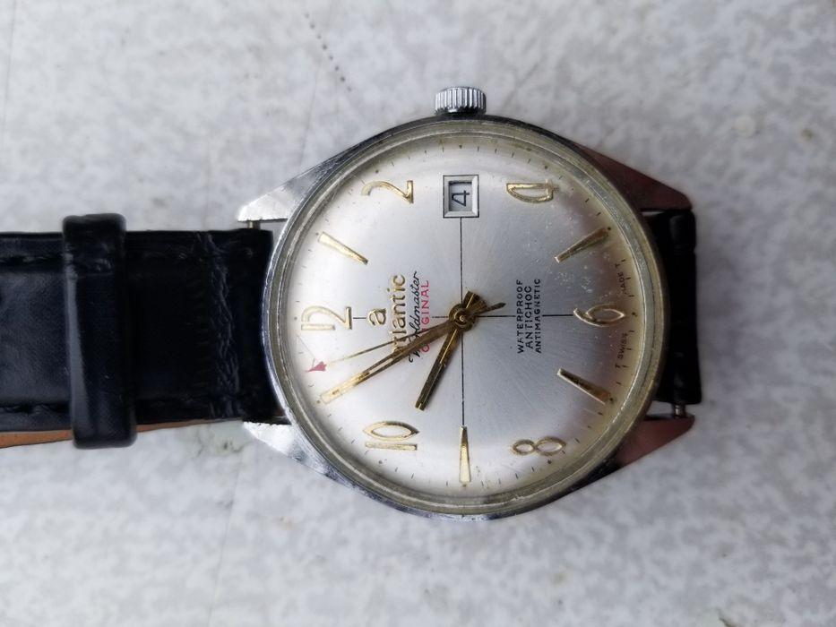 Купить швейцарские часы атлантик