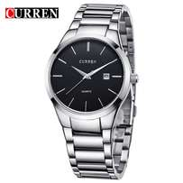 Full metal Curren Stainless Watch