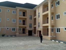 A tàstefully finished and brand new 2bedroom flat at Wuye district.