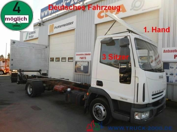 Iveco 75E15 EuroCargo LBW*1.Hand*3 Sitzer Tempomat - 2004