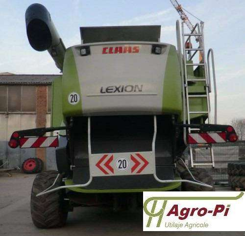 Claas Lexion 600 - 2006 - image 4