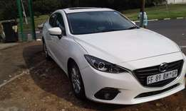 2015 mazda3 1.6 autormatic sunroof