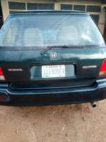 Neatly used Honda shuttle for quick sale at ijebu ode