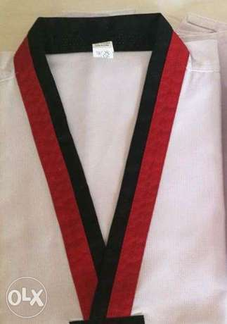 ## Special Offer: Taekwondo Suit