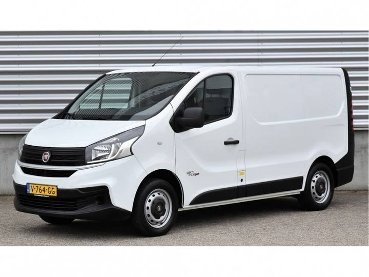 Fiat Talento Trafic Vivaro - 2017