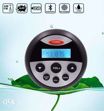 Water proof mp3 player