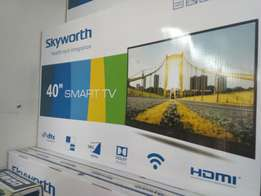 "40"" skyworth smart digital TV"