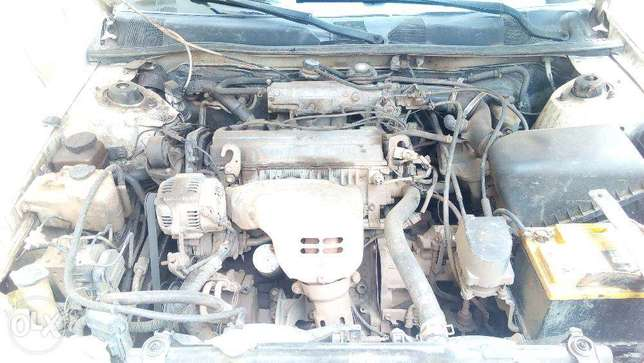 Clean and Neat Toyota Camry Tiny light(Leather seat interior) for sale Abule-Egba - image 4
