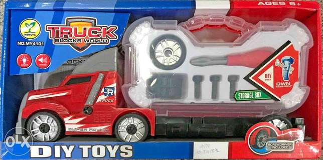 DIY Construct-able Truck
